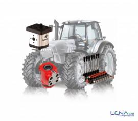 Хидравлика за трактори